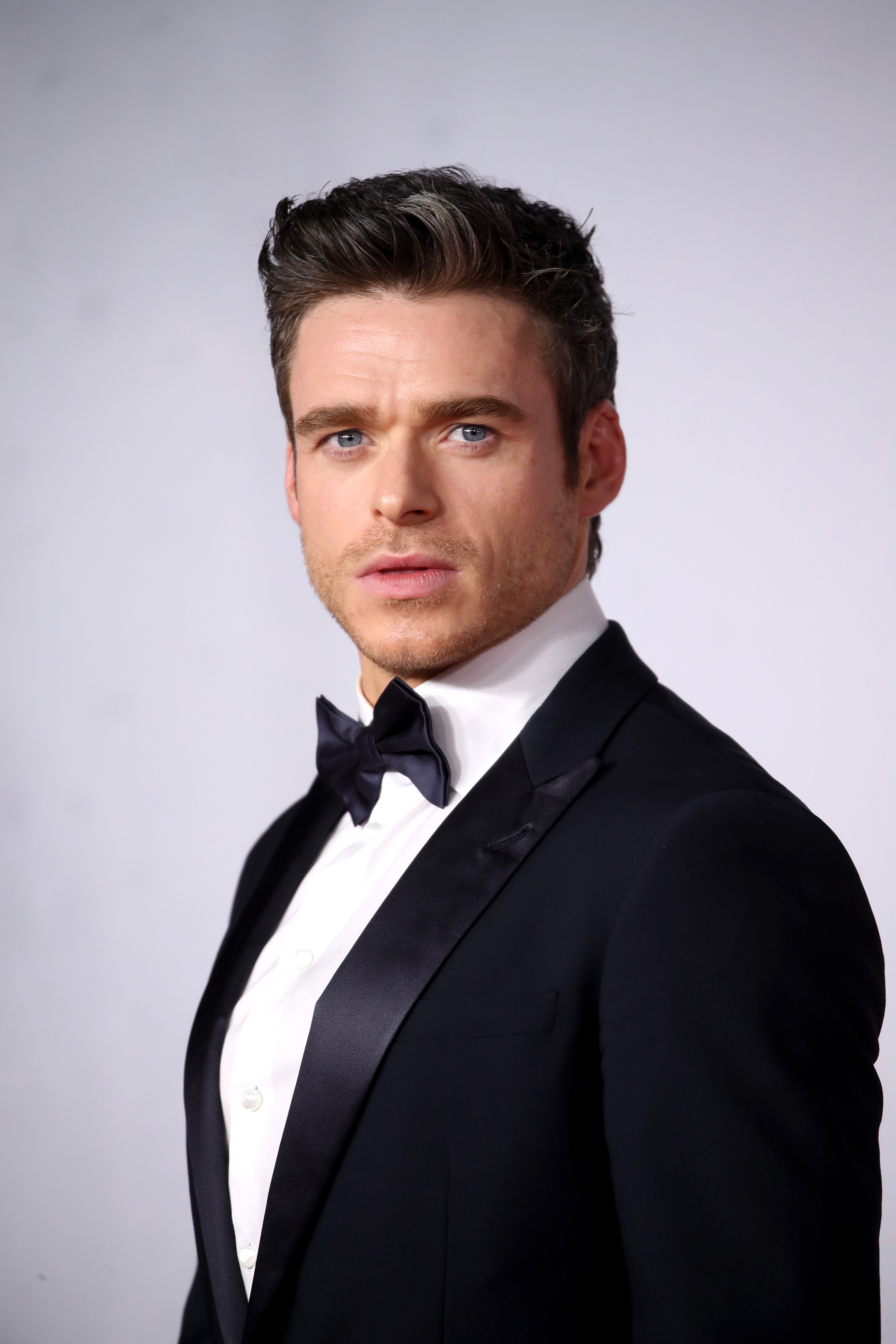 The Eternals: Richard Madden spotted for the first time as Ikaris on the London sets; DEETS INSIDE