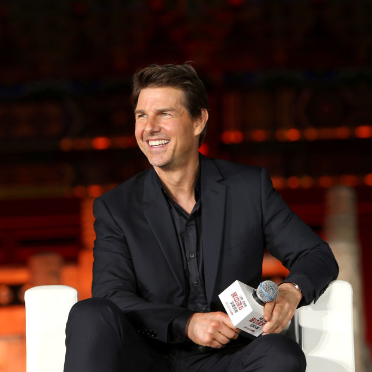 Top Gun 2 star Tom Cruise makes a RARE appearance with son Connor in London; Deets Inside