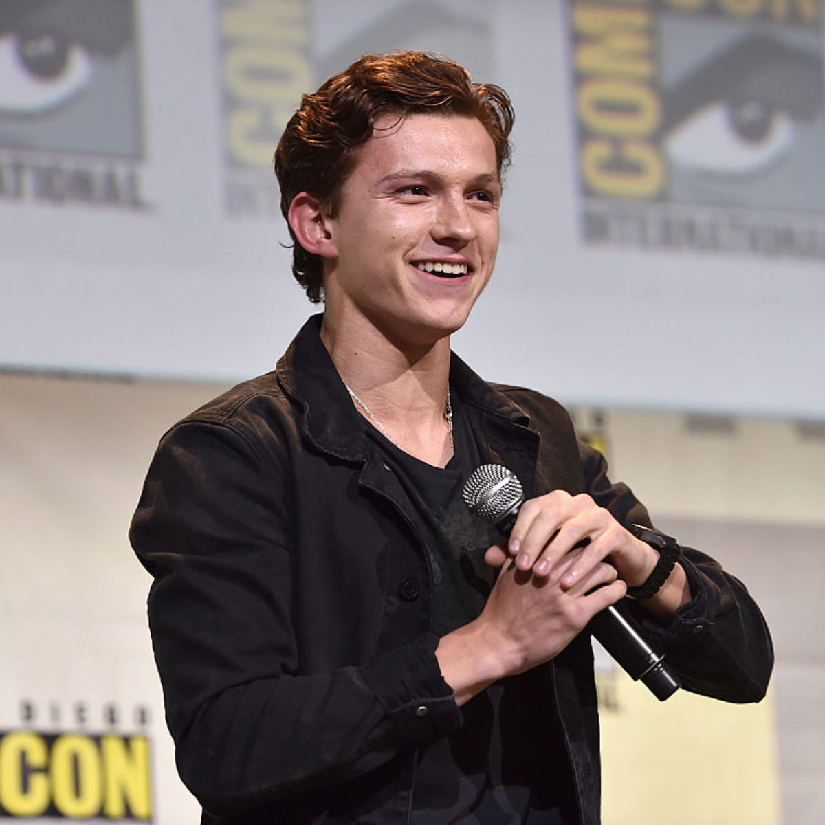 Spider Man star Tom Holland SHAVES his head for his upcoming film & fans think he looks like Eminem