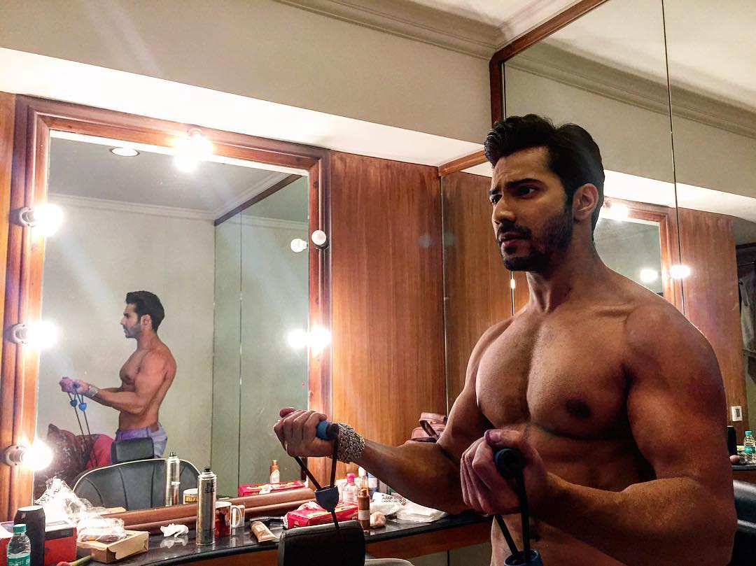 Varun Dhawan: Fitness is more than having muscles photo