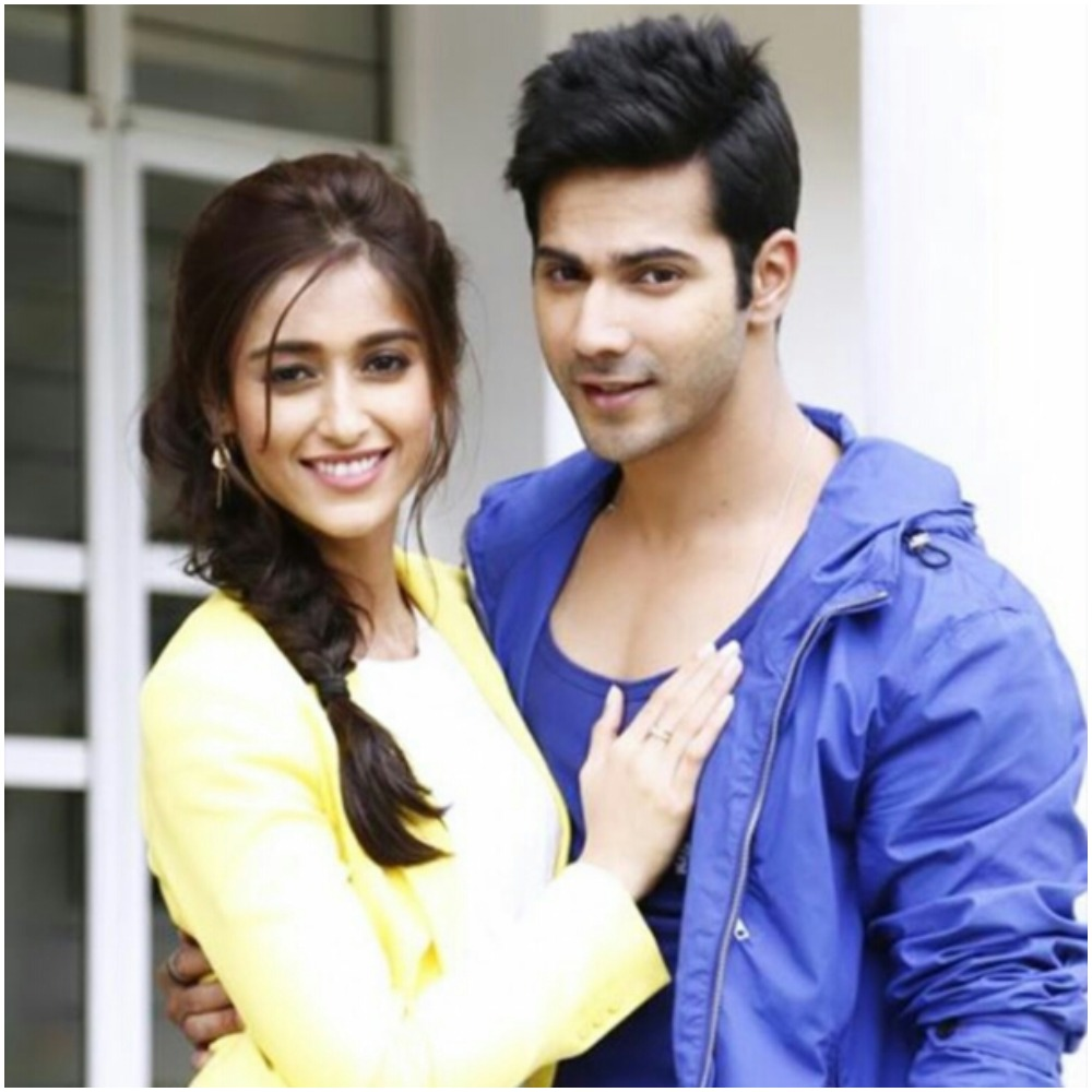 Varun Dhawan Shares A Throwback Pic With Ileana D Cruz And Wishes His Main Tera Hero Co Star On Her Birthday Pinkvilla