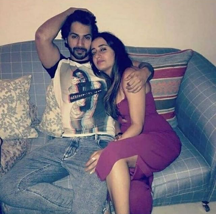 Varun Dhawan & Natasha Dalal's UNSEEN photo is breaking the internet & we know why fans love it; Check it out