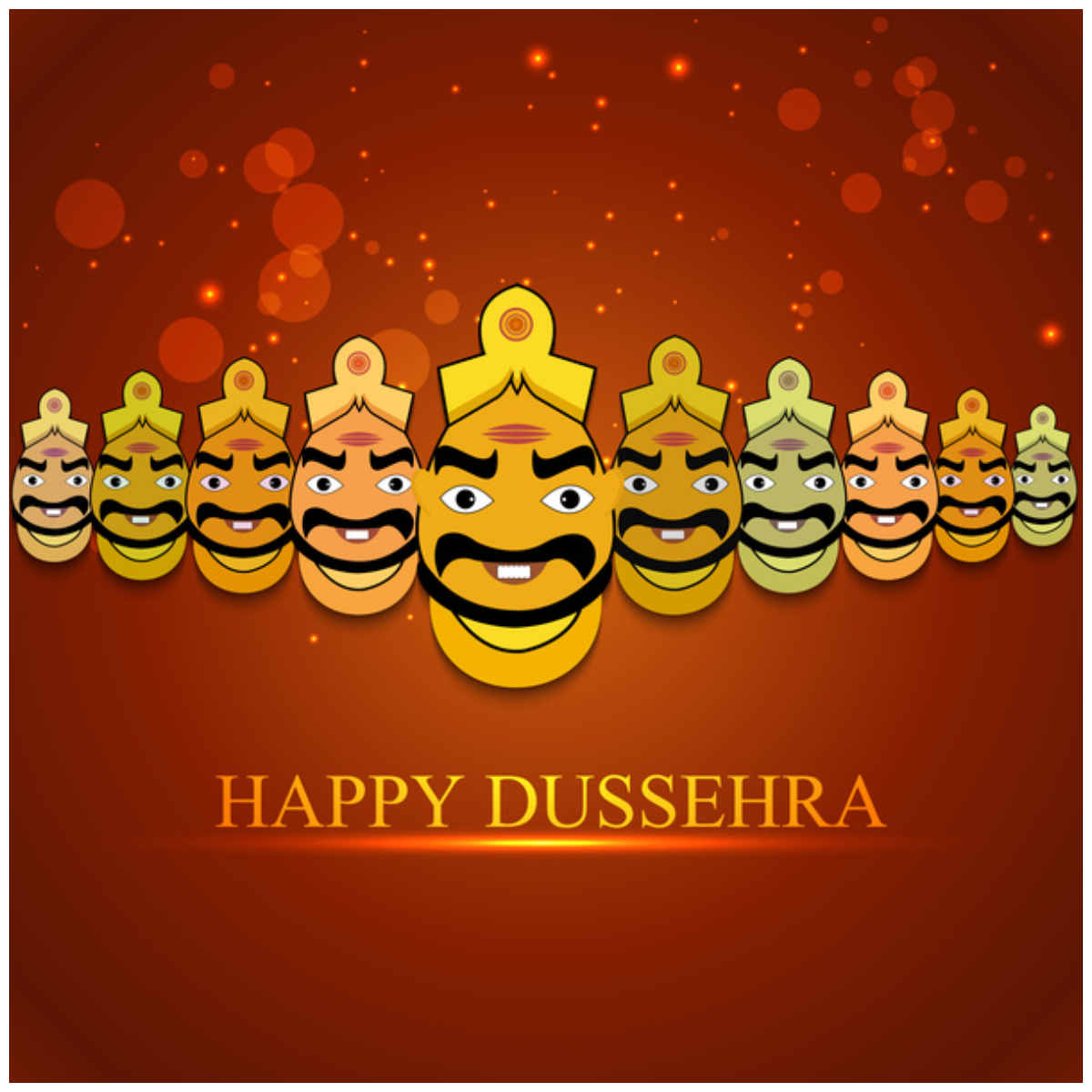 Happy Dussehra 2018 Wishes Messages And Images In Hindi To Share