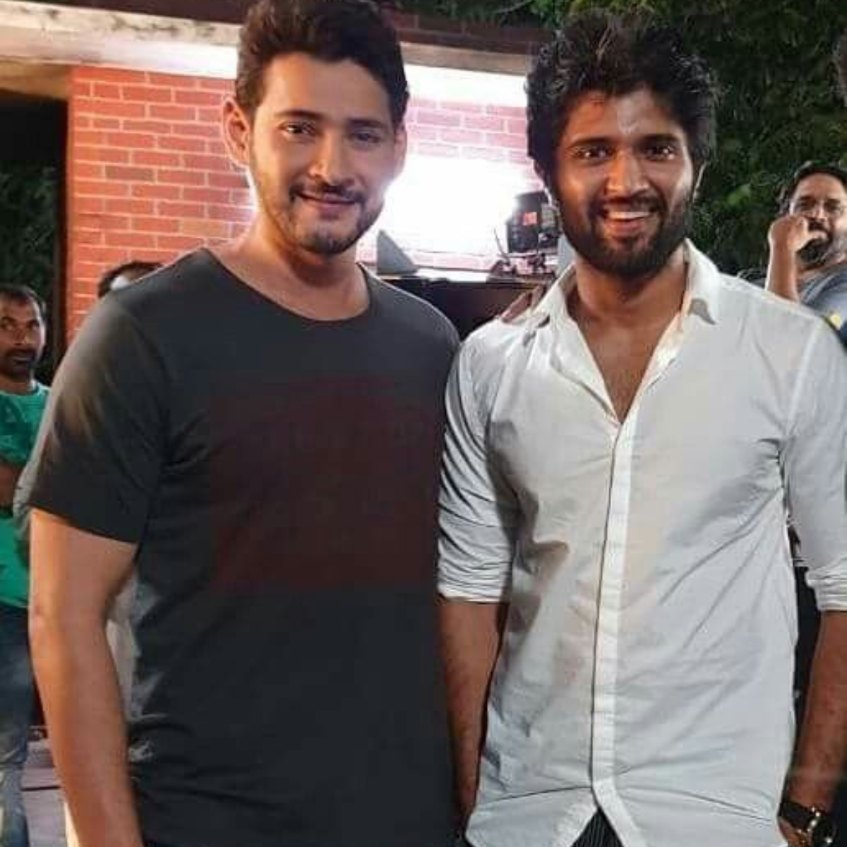 Mahesh Babu is a part of Vijay Deverakonda's first production film Meeku Maathrame Cheptha; Here's why