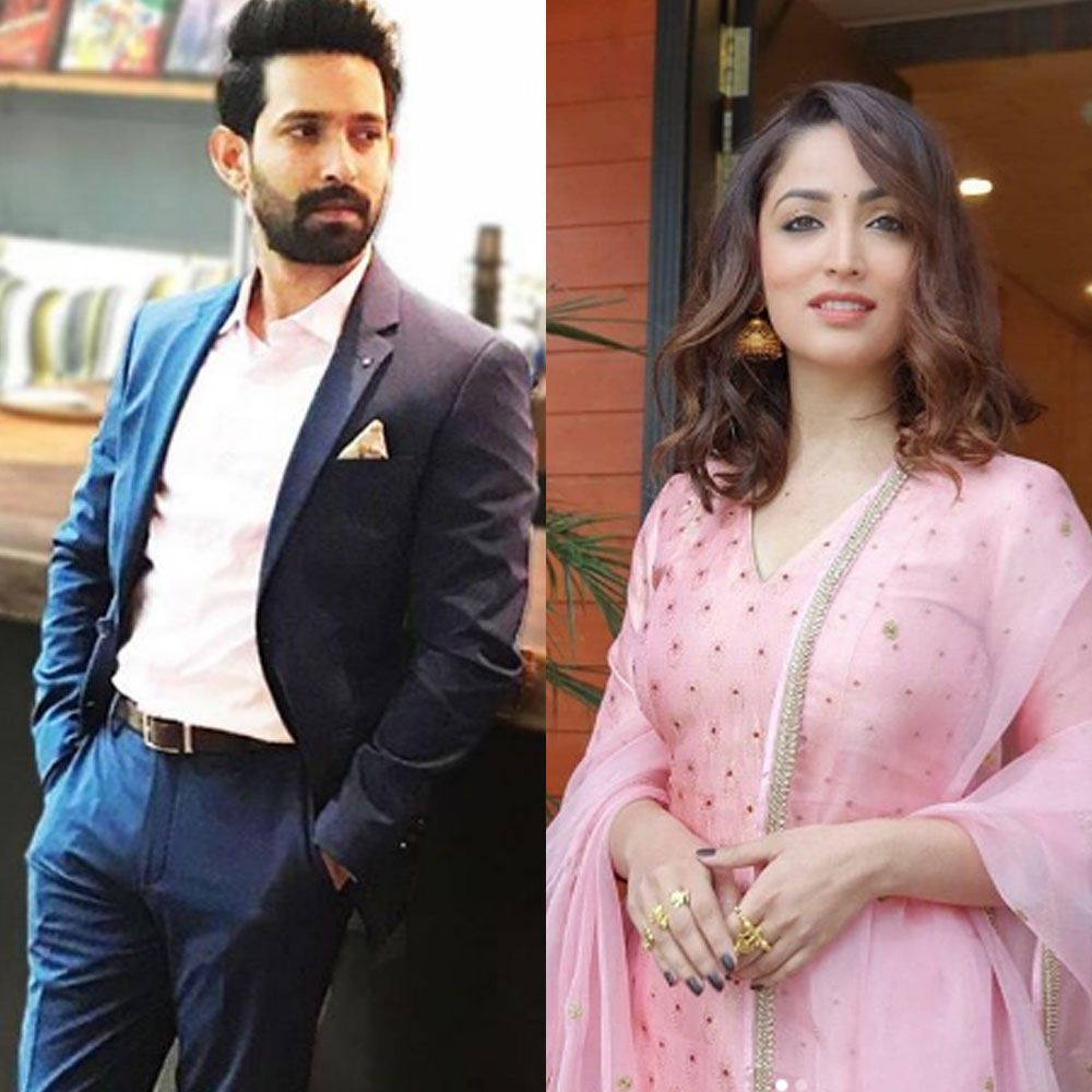 Happy birthday Yami Gautam: Vikrant Massey wishes his 'weirdo' with a quirky picture; Take a look