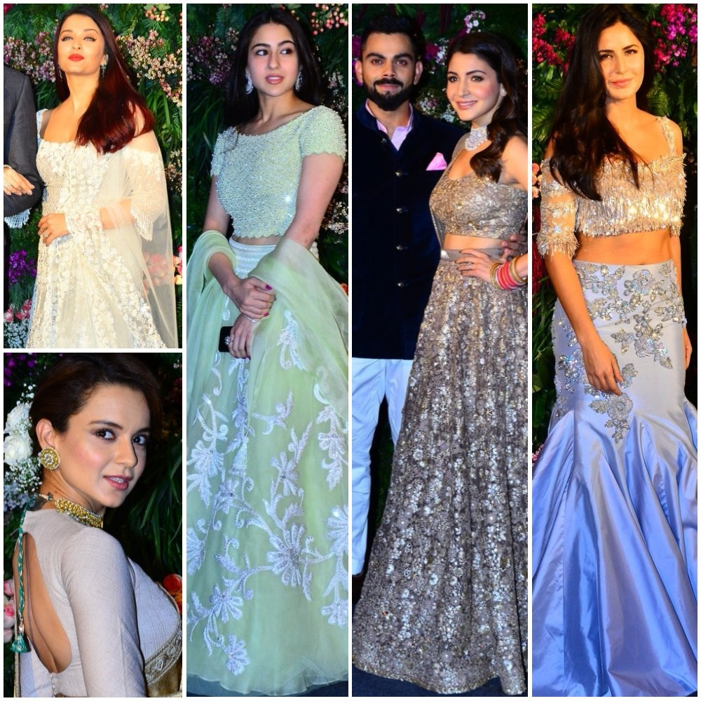 Fashion Report: Katrina Kaif, Priyanka Chopra, Kangana Ranaut & more ...