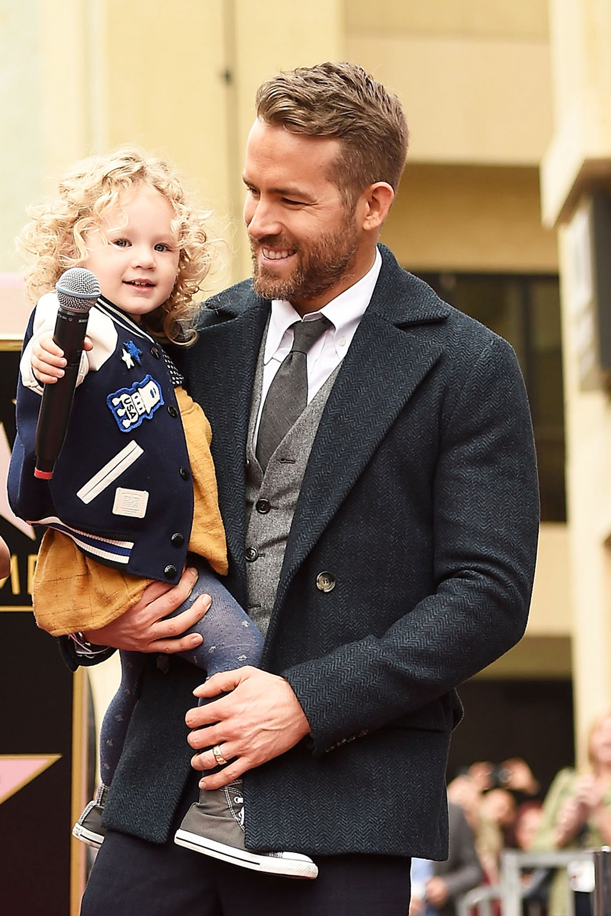 WATCH: Ryan Reynolds REVEALS daughter James Reynolds wants to be an actor: Showbiz is not good for kids