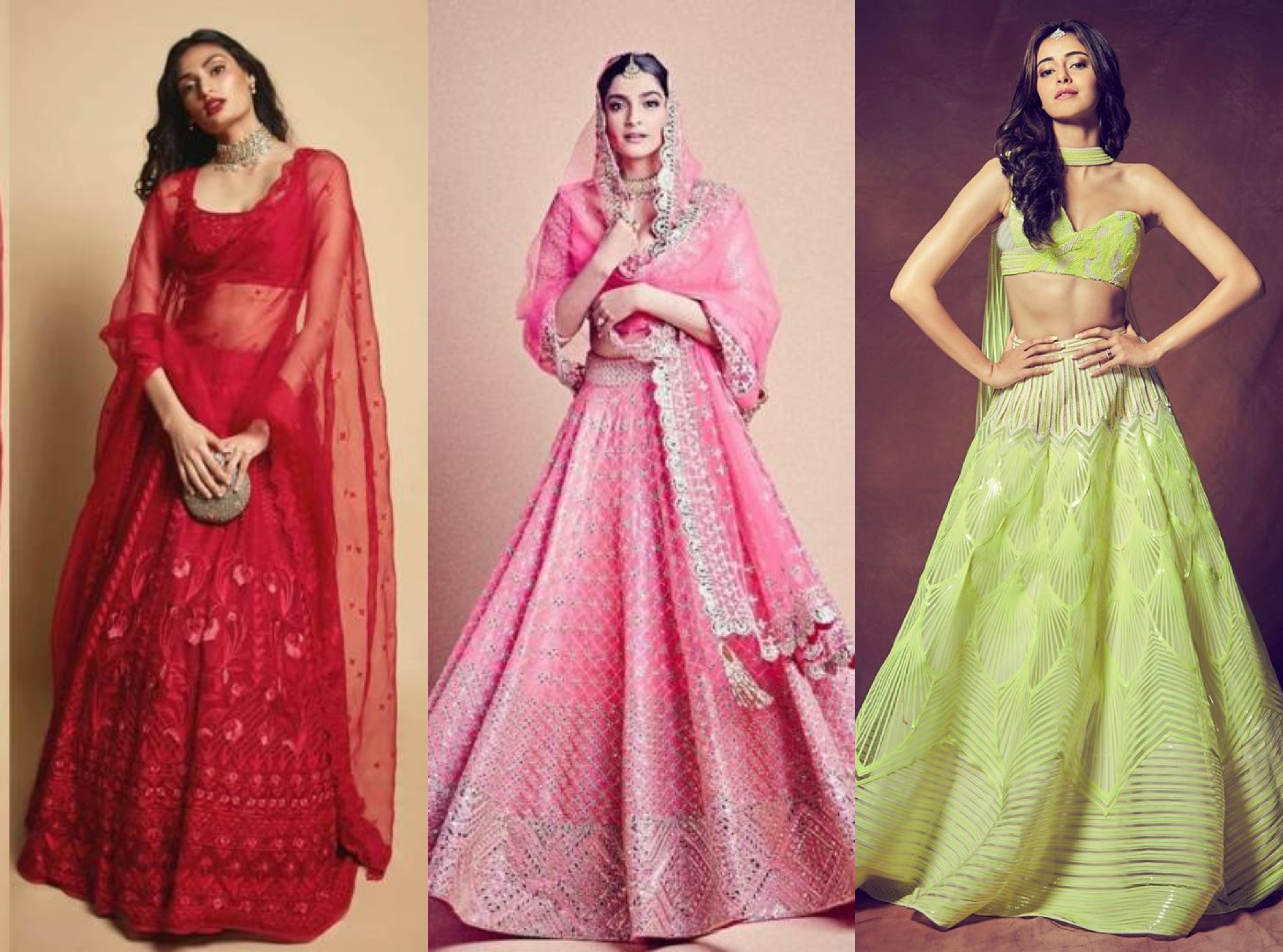 Wedding Fashion: THESE B town beauties have set fashion goals for all the bride