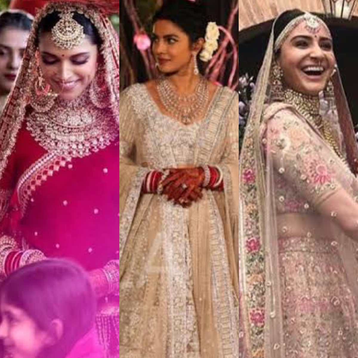 Deepika Padukone, Priyanka Chopra, Anushka Sharma: Major wedding trends you MUST look out for