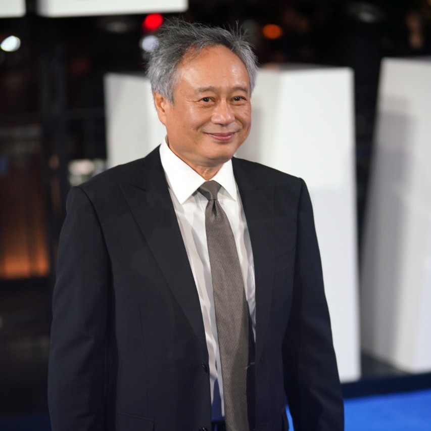 Filmmaker Ang Lee is learning the digital language of cinema