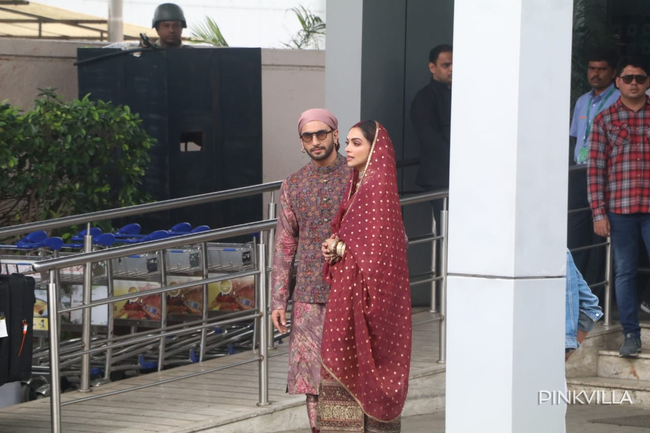 Deepika Padukone, Ranveer Singh Visit Golden Temple On Wedding Anniversary. Pics Here
