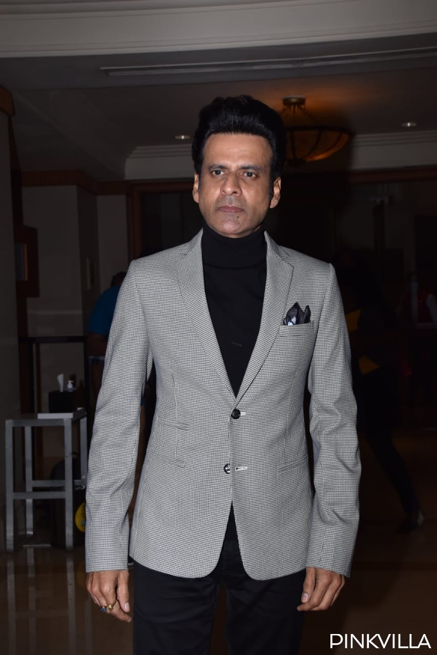 , The Family Man 2: Manoj Bajpayee & Samantha Akkineni look stylish as they are snapped during promotions; PICS, Indian & World Live Breaking News Coverage And Updates