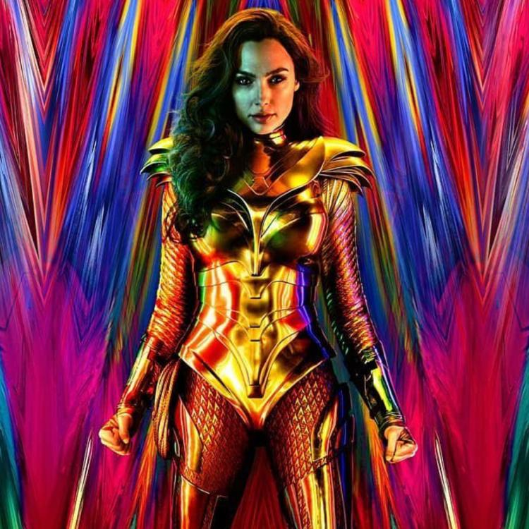 Wonder Woman 1984 teaser: Gal Gadot swings from lightning bolt as she fights evil in a brand new suit