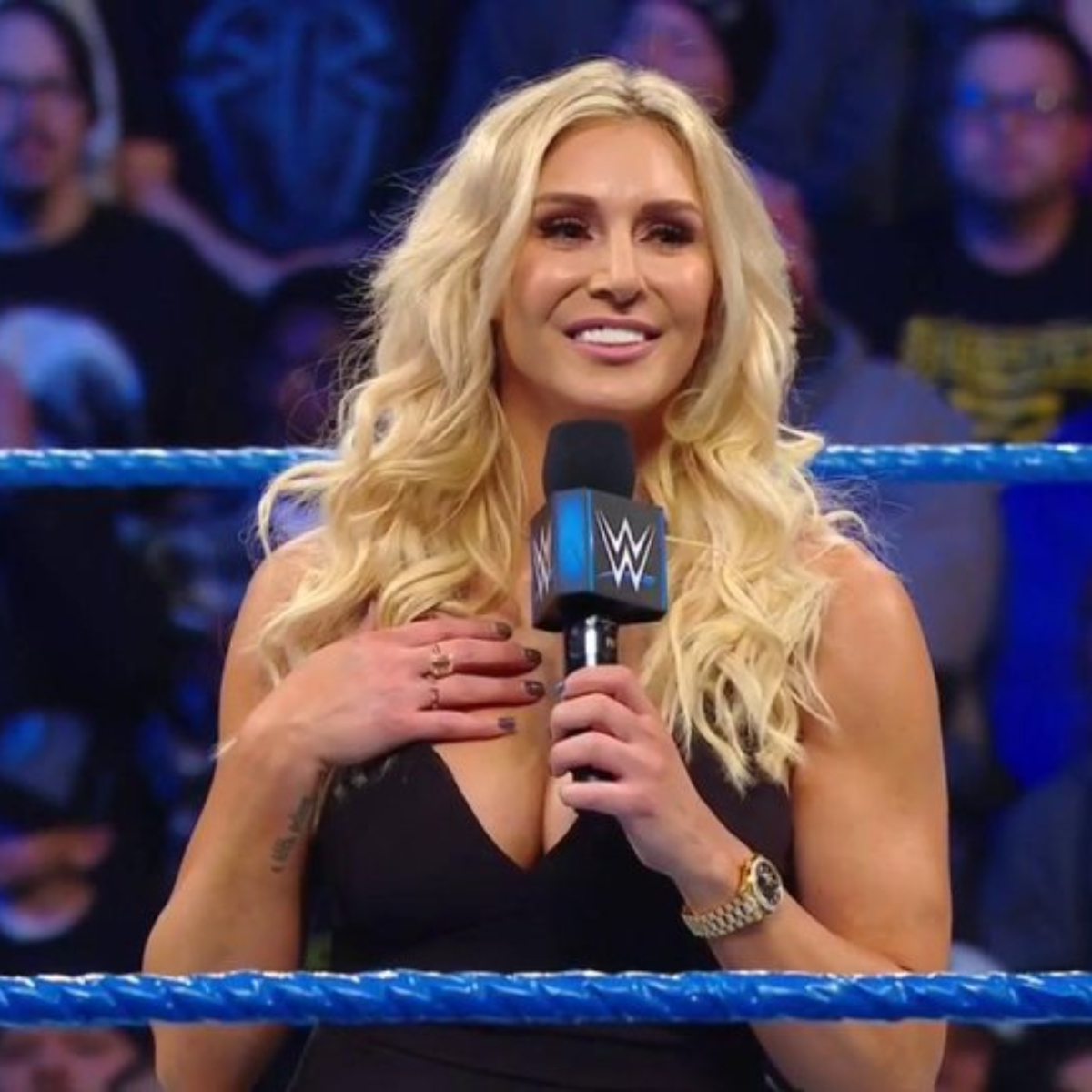 Charlotte Flair 'Finding Groove' Before Returning To WWE 2
