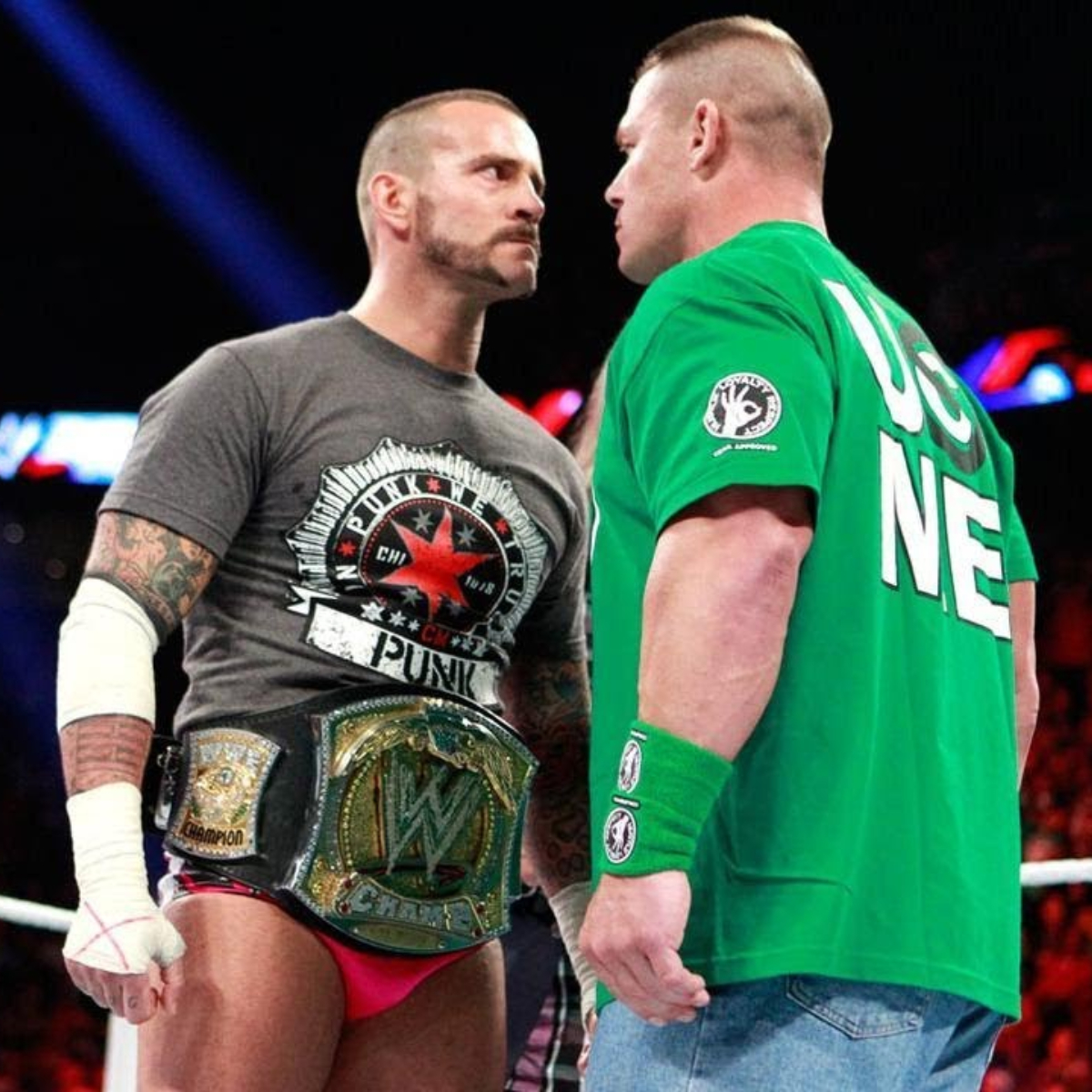 WWE News: CM Punk REVEALS the match he is most proud of and it's against John Cena; WATCH
