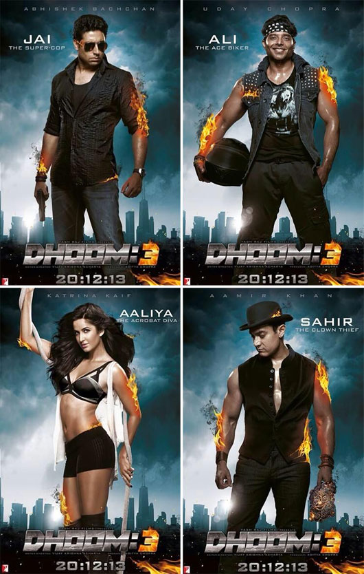 Dhoom 1 Stream