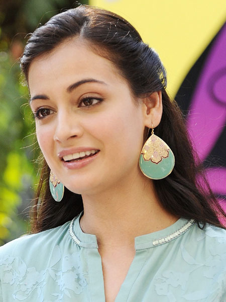 After production, direction on Dia Mirza's mind | PINKVILLA