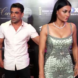 Did Pavitra Punia and Eijaz Khan FIGHT before arriving at Iconic Gold Awards?